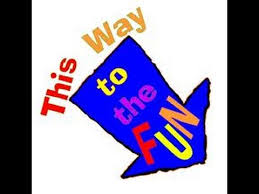 this way to the fun